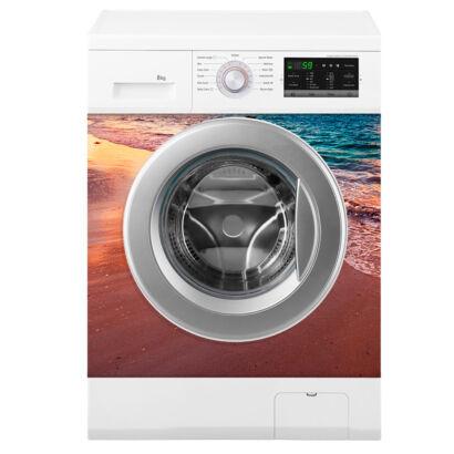 vinilo-lavadora-playa-atardecer-montaje