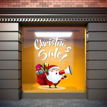 Vinilo Navidad Christmas Sale