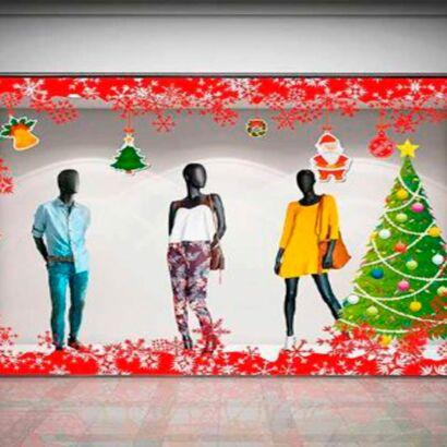 vinilo-navidad-figuras-carton