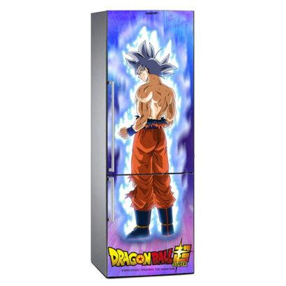 Vinilo para Frigorífico Dragon Ball Super Goku