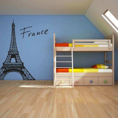 Vinilo Pared Francia