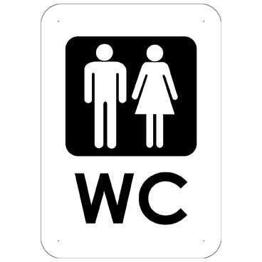 señal wc