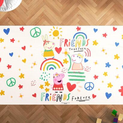 Alfombra Infantil Espíritu Libre Friends Together