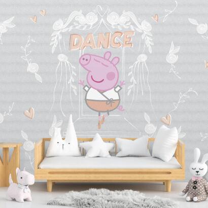 Fotomural Peppa Pig Dance