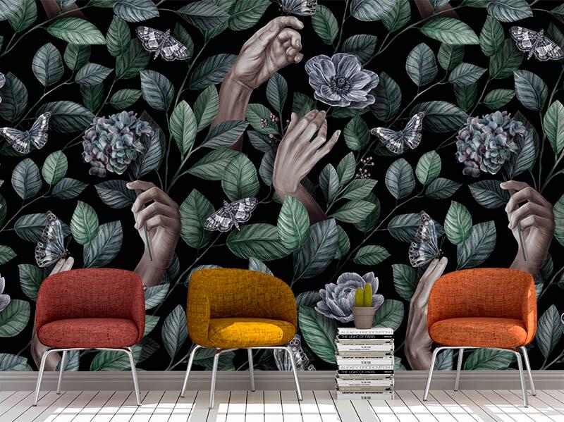 Fotomurales decorativos para las paredes de tu hogar