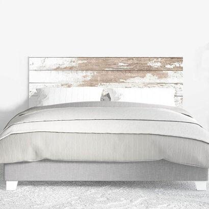 Cabecero Cama PVC Impresión digital sin relieve Imitación Madera