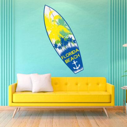 Tabla de Surf Florida Beach