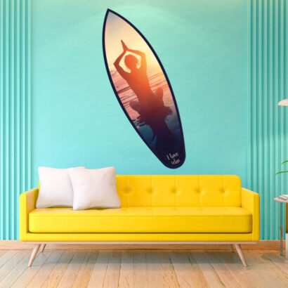Tabla de Surf I Love Relax