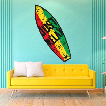 Tabla de Surf Just Relax Grieta