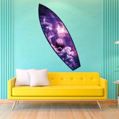 Tabla de Surf Universo