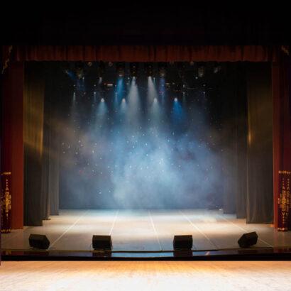 Fondo Fotográfico Escenario Teatro